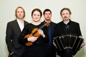 The UK's leading tango ensemble, Tango Siempre